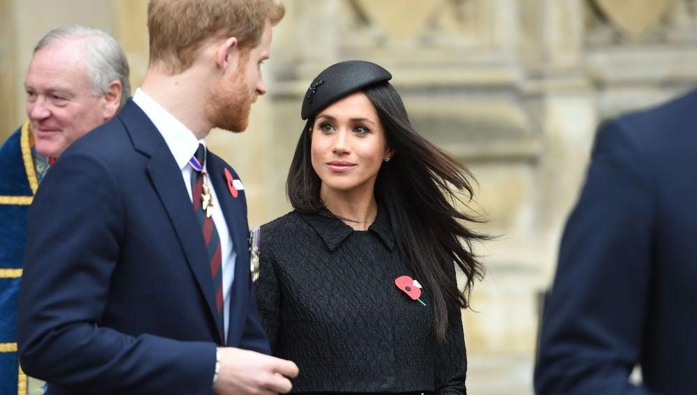 El minuto a minuto de la boda del príncipe Enrique y Meghan Markle ... 35f09b2e162