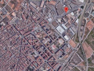 El niño cae de un primer piso en Villarreal, Castellón