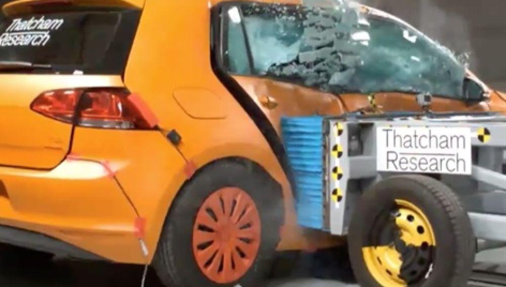 Una mala reparación puede afectar a tu seguridad: aquí tienes la prueba