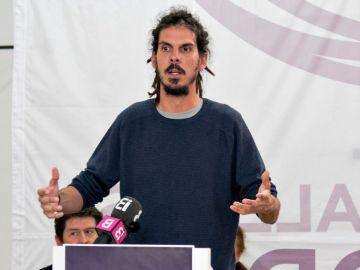 Alberto Rodríguez, de Unidos Podemos