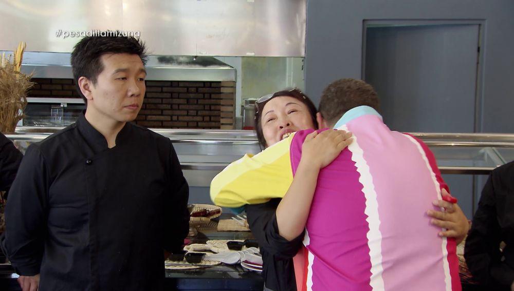Pesadilla en la cocina: Mizuna THAI