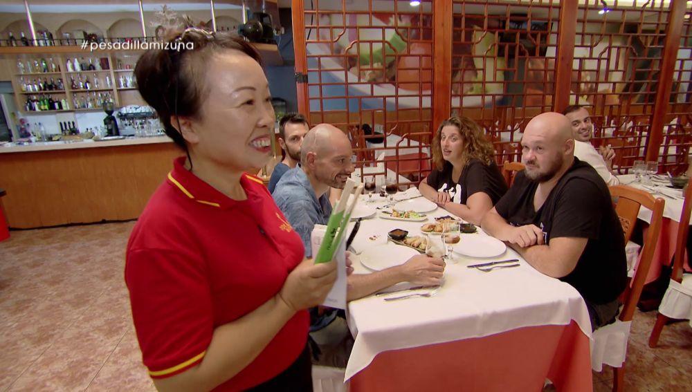 Zenge en Pesadilla en la cocina: Mizuna THAI