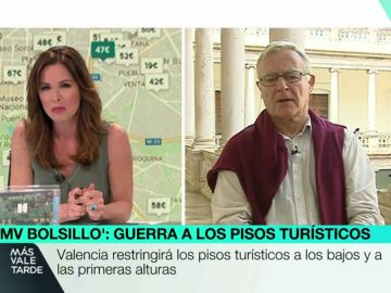El alcalde de Valencia, Joan Ribó