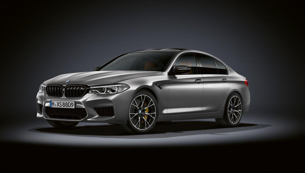 El nuevo miembro de la familia bávara: BMW M5 Competition