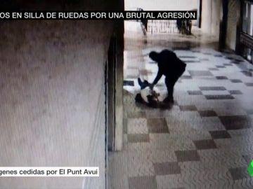 La terrible historia de Cristina: vive en silla de ruedas tras una brutal agresión para robarle un móvil y seis euros