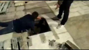 Objetivo: salvar a 'Capi', el vídeo viral de una caída en Gijón de la que habla todo el mundo