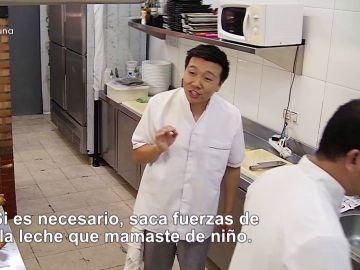 Yon, propietario de Mizuna THAI, en Pesadilla en la cocina