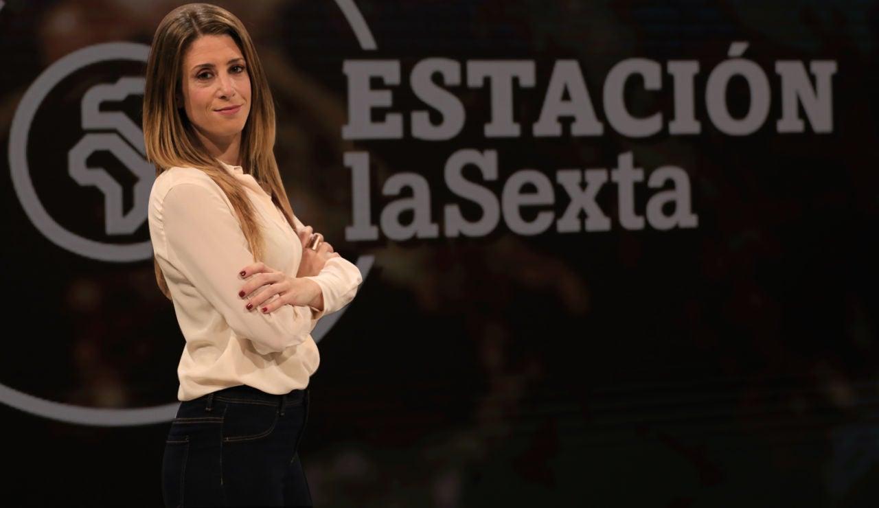 Isabel Zubiaurre presenta Estación laSexta