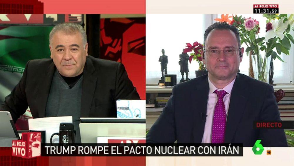 El coronel Pedro Baños, experto en yihadismo