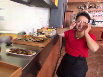 Zenge, en Pesadilla en la cocina: Mizuna THAI