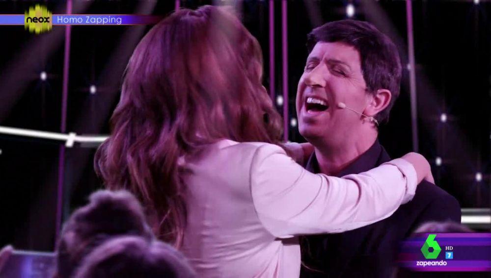 Así es la parodia de lo que podría ser la actuación de 'Tu canción' de Alfred y Amaia en Eurovisión 2018