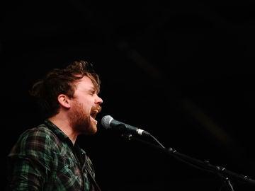 Scott Hutchison, cantante de Frightened Rabbit