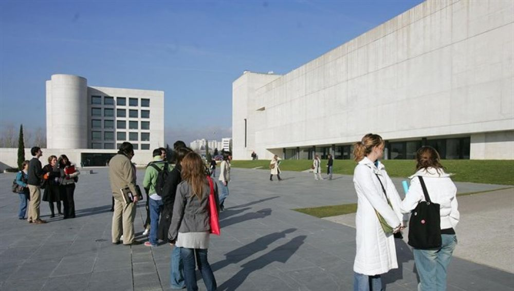 Campus de la Universidad de Navarra