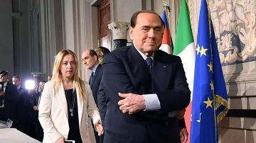 Berlusconi desbloquea un posible pacto de Gobierno entre Liga y M5S en Italia (Archivo)