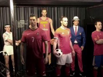 La broma de Gareth Bale en el Museo de Cera