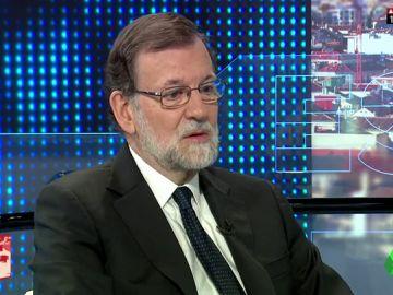 """""""Me parece un disparate volver a celebrar elecciones en Cataluña"""": la entrevista a Mariano Rajoy, en cinco titulares"""