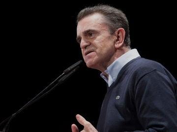 José Manuel Franco, secretario general PSOE de Madrid