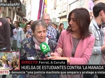 Mercedes, de 74 años