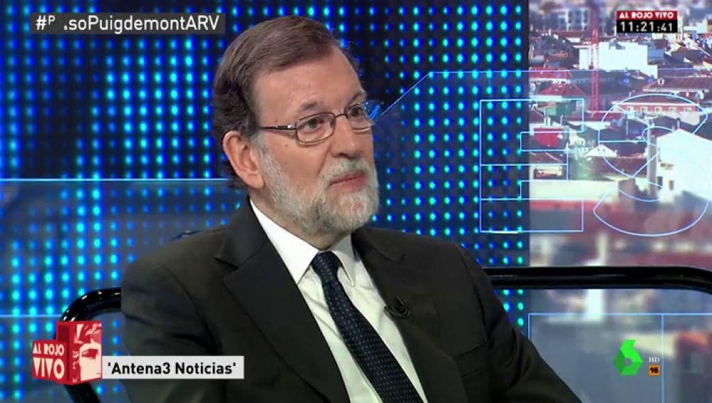 """Rajoy se muestra dispuesto a """"abrir un proceso de diálogo"""" con el nuevo Govern de Cataluña """"sin más límite que lo establecido en la ley"""""""