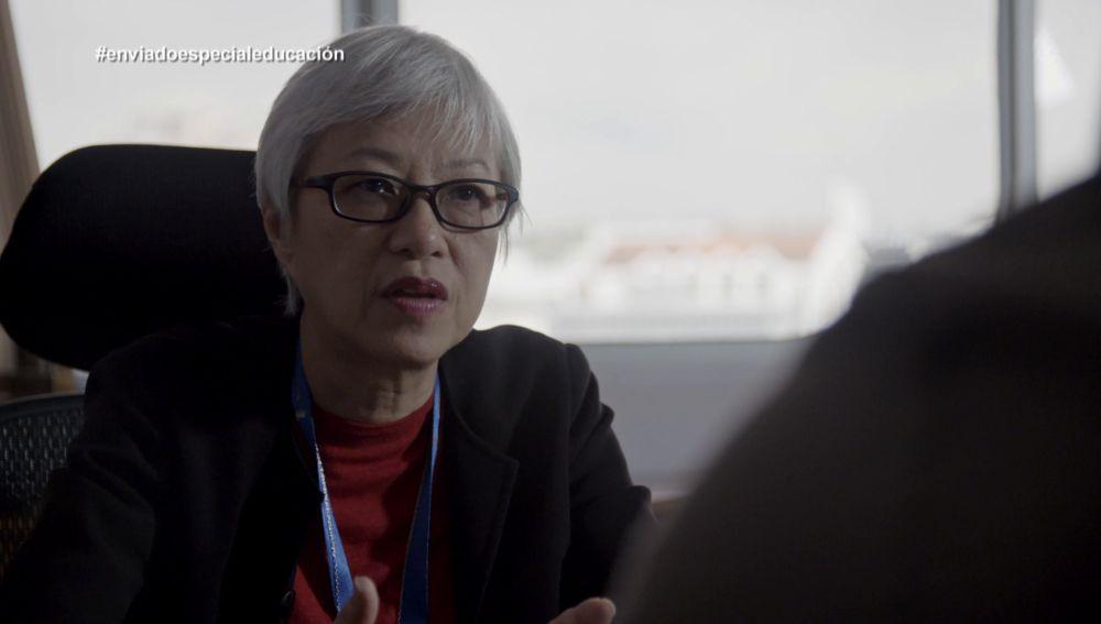 Editoria pionera método Singapur, en Enviado especial: el país de la Educación