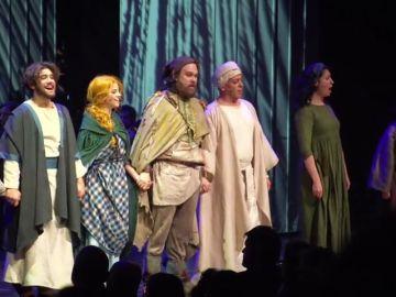 'El Médico' de Noah Gordon llega a Madrid en forma de musical