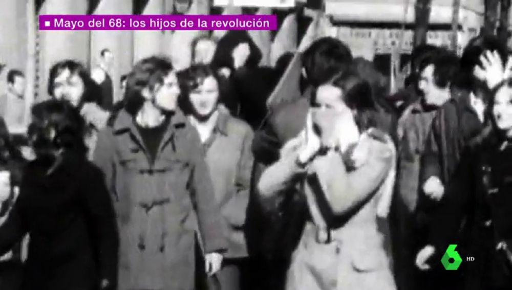 La historia de amor de un dirigente de CCOO en el 1968 que siguió muy de cerca la Policía del régimen franquista