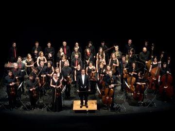Orquesta de música