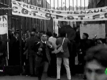 De un movimiento estudiantil a la huelga general más importante de Europa, el mayo del 68 en Francia