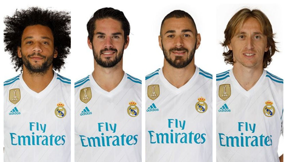 Haz tu once del Real Madrid