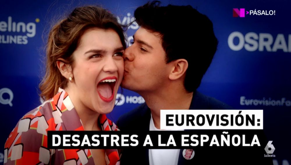 Eurovisión 2018: Estas son las cinco peores actuaciones españolas en el festival, o al menos las cinco que peor puntuación obtuvieron