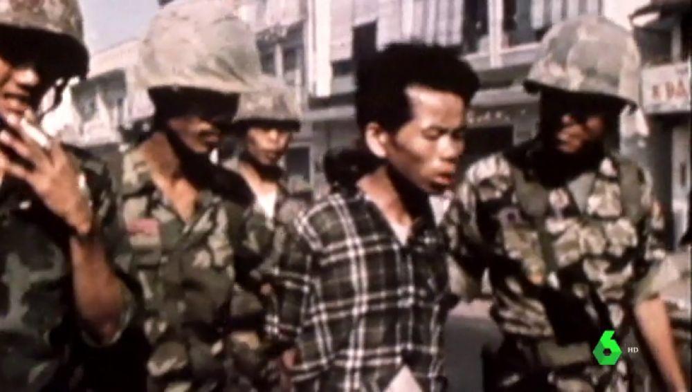 Las imágenes de la guerra de Vietnam que sacaron a los estudiantes de EEUU a la calle