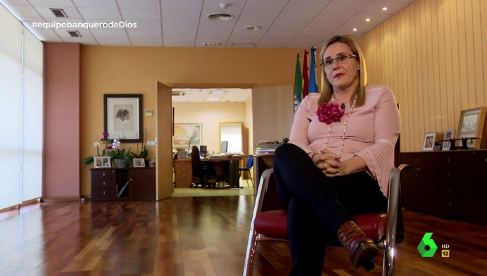 Ana Mula, alcaldesa de Fuengirola
