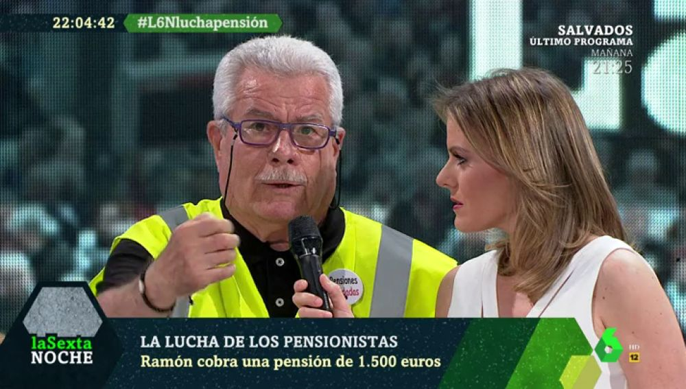 Ramón, pensionista