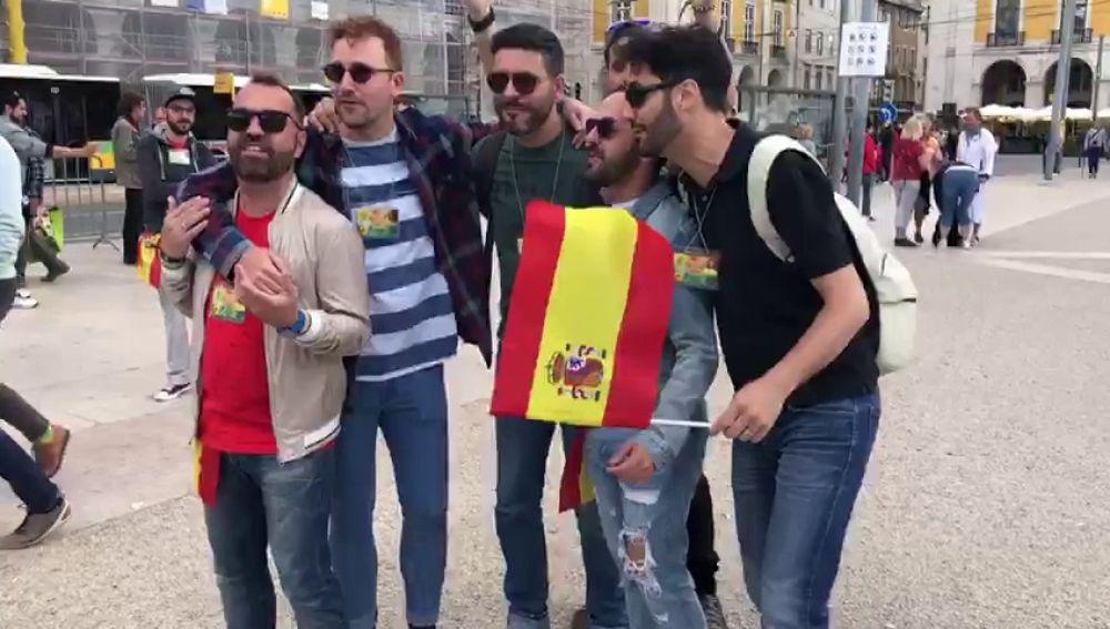 Fans de Eurovisión