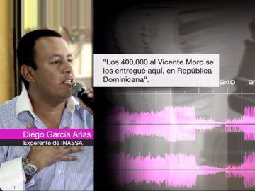Audios de Diego García Arias
