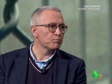 Xavier Sardà en laSexta.Noche