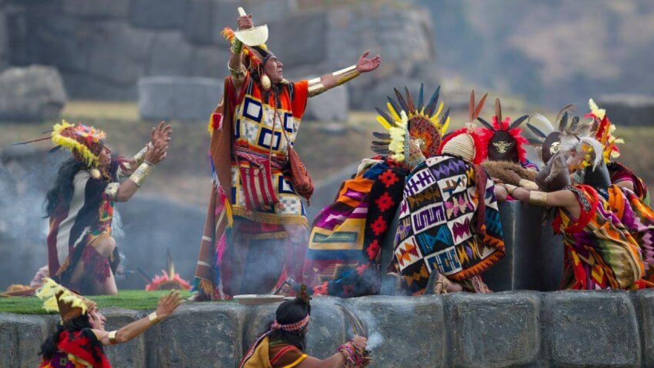 Conocer cómo era la adoración al Dios Sol del antiguo imperio inca
