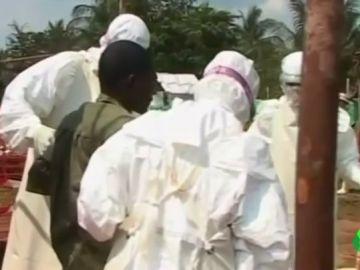 Un nuevo brote de ébola en el Congo pone a nueve países africanos bajo alerta