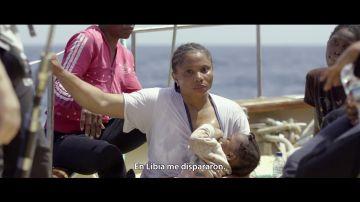 Una refugiada, en Salvados