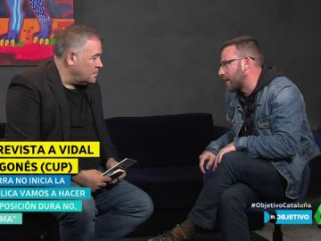 Vidal Aragonés en El Objetivo