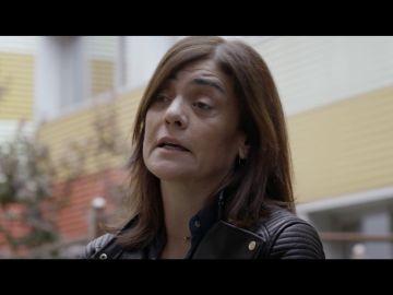 Paloma Favieres, miembro de la Comisión Española de Ayuda al Refugiado, en Salvados