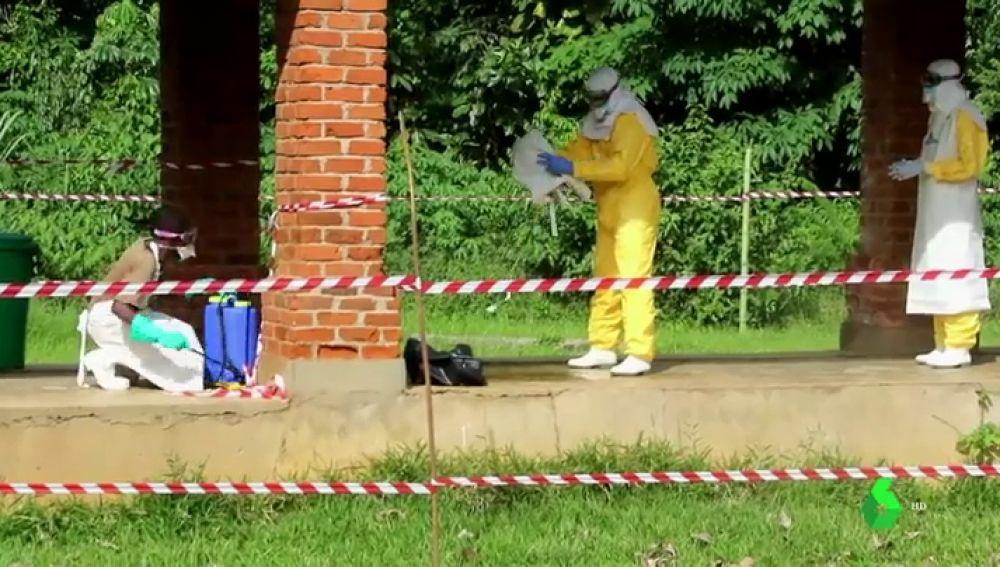 Mueren tres personas con signos de ébola en la República Democrática del Congo