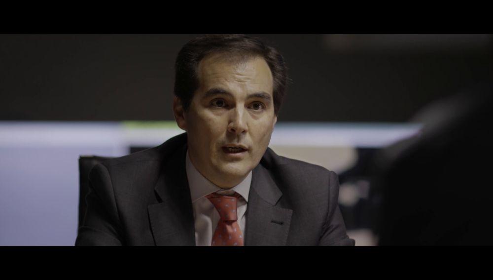 José Antonio Nieto, número dos de Interior
