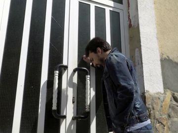 La casa del presunto asesino de Castrogonzalo