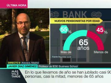 Javier Díaz Giménez, profesor de IESE Business School
