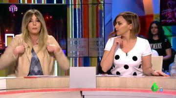Anna Simon se atreve con la coreografía de 'Toy', la canción ganadora de Eurovisión 2018