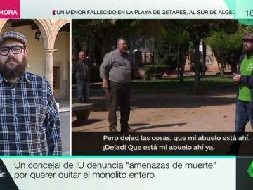 Manuel Clemente, concejal de IU de Villarrobledo