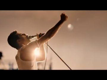 Los amantes de Queen calientan motores con el espectacular tráiler de 'Bohemian Rhapsody', la película sobre Freddie Mercury