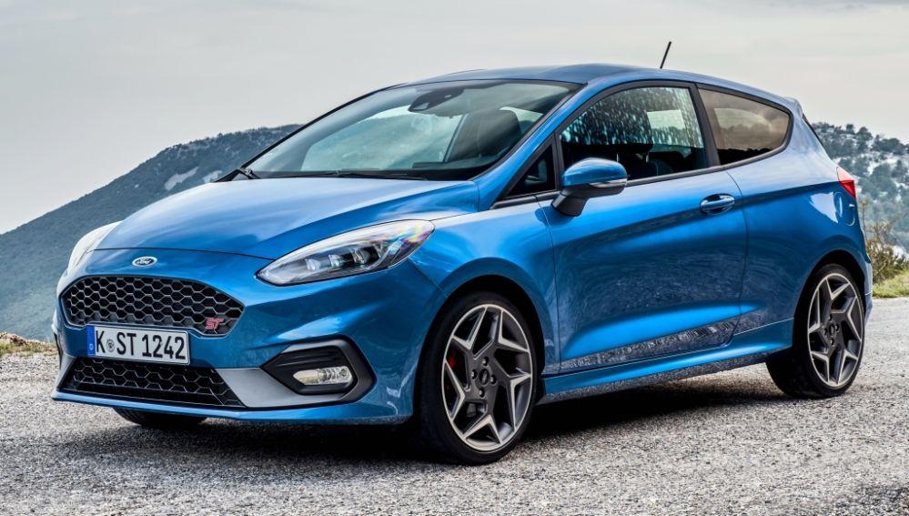El nuevo Fiesta ST de Ford