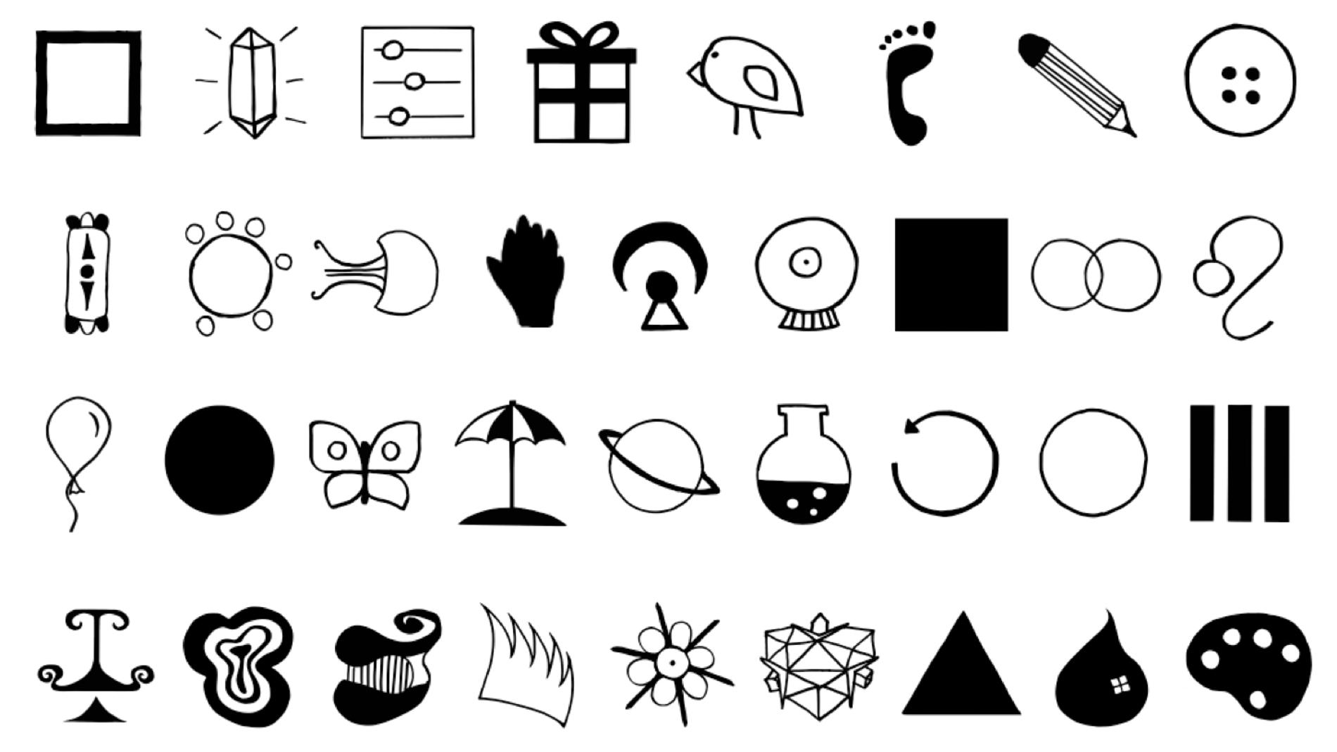 Una app para estudiar la evolucion del lenguaje humano jugando a crear tu propio idioma